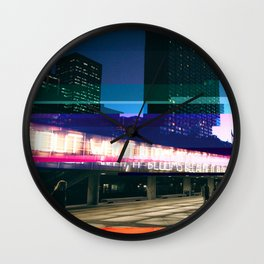 Project L0̷SS | Nathan Phillips Square, Toronto Wall Clock
