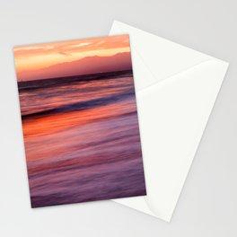 Venice Beach Sunset Stationery Cards