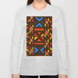 African Style No6, Sahara Desert Long Sleeve T-shirt