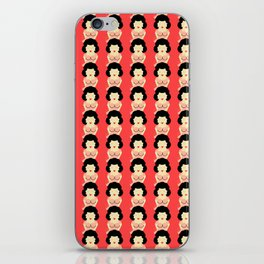Katy iPhone Skin