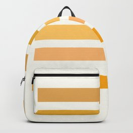 Halloween Colors Art Print Backpack