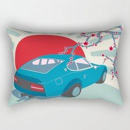 Datsun Z Rectangular Pillow