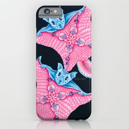 Flying Squirrel Totem iPhone Case
