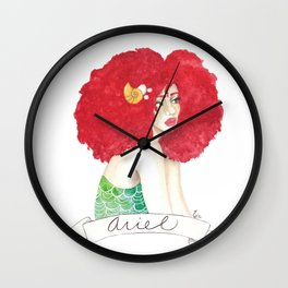 Aria Wall Clock