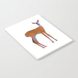 Oh Deer Notebook