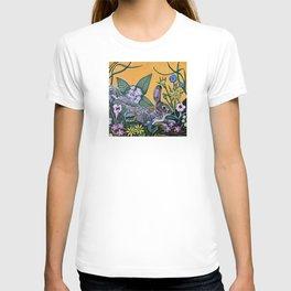 Rabbit Kickin' Back T-shirt
