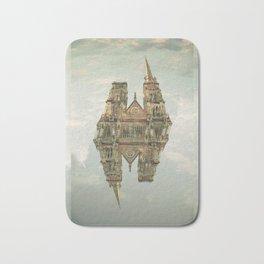floating building Bath Mat