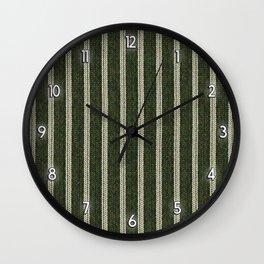 Cactus Garden Knit 2 Wall Clock