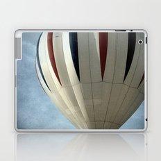 White with Stripes Laptop & iPad Skin