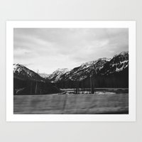 Mountain II Art Print