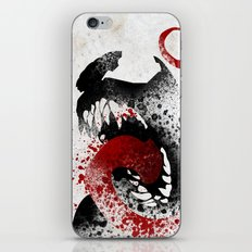 The Symbiote iPhone & iPod Skin