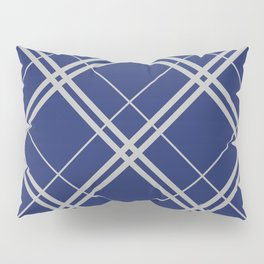 Ravenclaw Argyle Pillow Sham