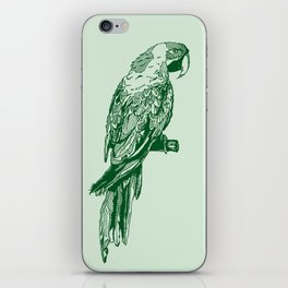 MR PARROT iPhone Skin