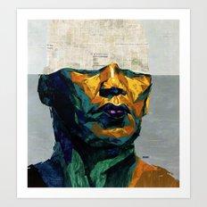 Heard, Seen, Believe Art Print