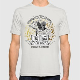 Nevernight - Books Love Us T-shirt