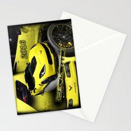 2016 Corvette Stationery Cards