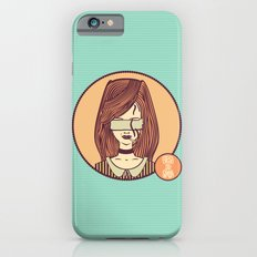 self-portrait (colored) Slim Case iPhone 6s