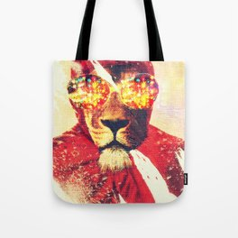 Lion Zion Tote Bag
