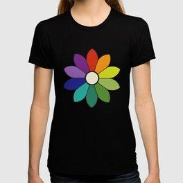 James Ward's Chromatic Circle 1903 (no background; interpretation) T-shirt