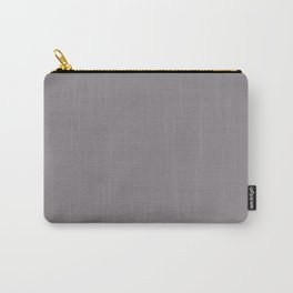 Color Taupe Carry-All Pouch