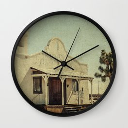 The Sanctuary Adventist Church a.k.a The Kill Bill Church Wall Clock