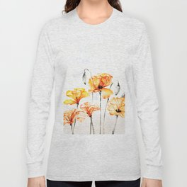 Springful thoughts Long Sleeve T-shirt