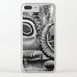 Life Cycle BW1 Clear iPhone Case
