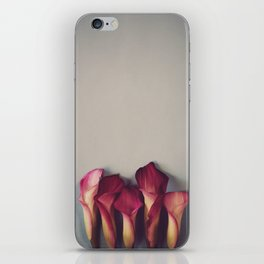 Calla Lilies iPhone Skin