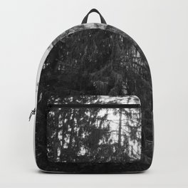Home is where you park it Backpack