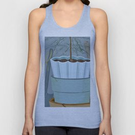 Stacked pots Unisex Tank Top