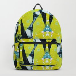 Lime links Backpack