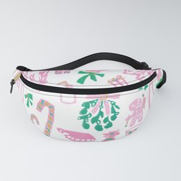 Ugly (but cute) Christmas Sweater Fanny Pack