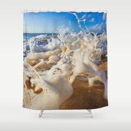 Hawaiian Fling Shower Curtain