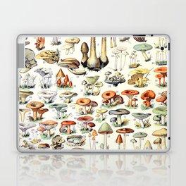 Adolphe Millot - Champignons B - French vintage poster Laptop & iPad Skin