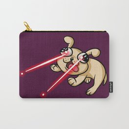 Laser Puppy Carry-All Pouch