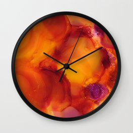 Womb 2016 Wall Clock