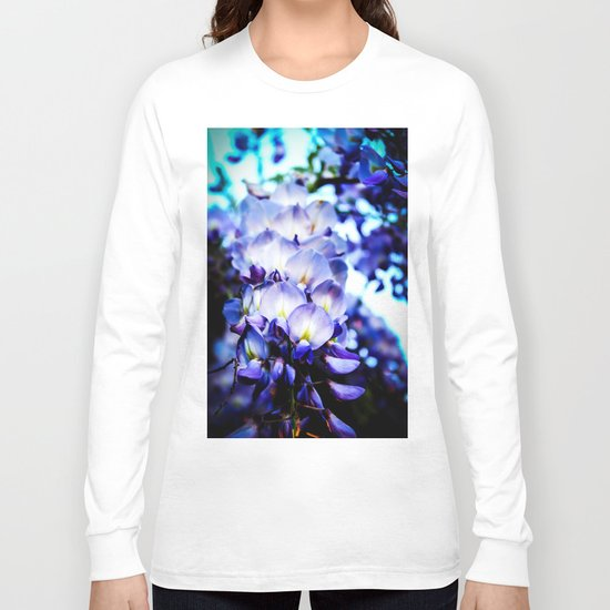 Flowers magic 2 Long Sleeve T-shirt