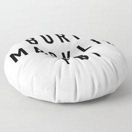 Burt Macklin FBI Floor Pillow