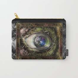 Eye of the Elemental Universe Carry-All Pouch