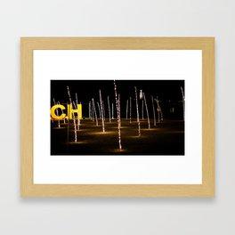 CHRIST XXI Framed Art Print