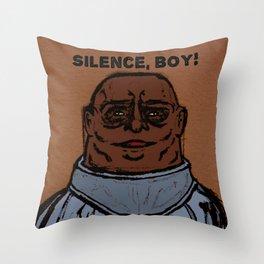 sontar, ha! Throw Pillow