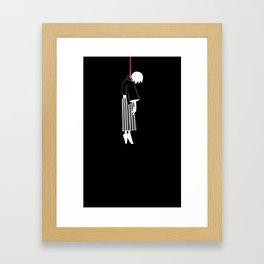 Sayonara Zetsubou Sensei Framed Art Print