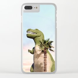 Cabazon Clear iPhone Case