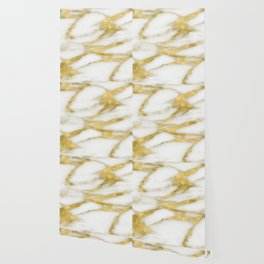 Bari golden marble Wallpaper