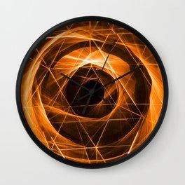 Kalaidoscopic Wall Clock