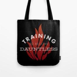 Training: Dauntless Tote Bag