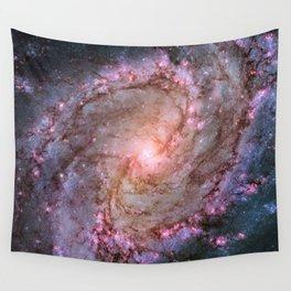 Spiral Galaxy M83 Wall Tapestry