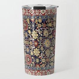 Baku Kelleh Azerbaijan East Caucasus Rug Print Travel Mug