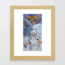 July 4 2011 Framed Art Print