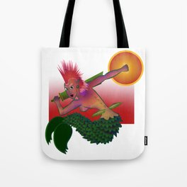 Mermaid of Warsaw Tote Bag